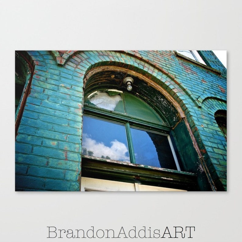 Industrial Wall Decor Modern Farmhouse Architectural Decay image 0