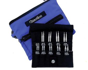 """ChiaoGoo - 2"""" & 3"""" TWIST Mini/Shortie Set - US 4-8 (3.5mm-5mm)"""