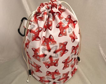Do You Think I'm Foxy - Little Project Bag