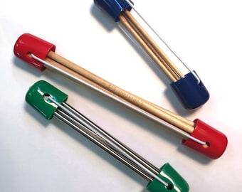 Needle Hugger™ Double Point Needle Holder