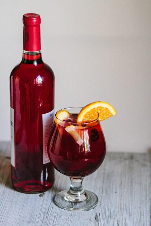 Rot Wein Sangria Mix beste Gastgeberin Geschenk Sangria | Etsy