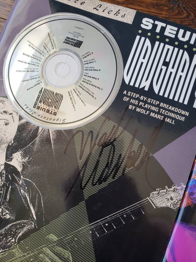 Wolf Marshall Guitar Tab Books, Instruction DVDs, Solos, Arrangements, Video Lessons