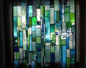 Stained Glass Sea Glass