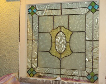 Stained Glass Vintage Style