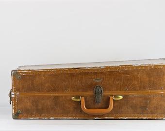 Vintage Suitcase, Trunk Suitcase, XXL Suitcase, Samsonite Suitcase, Luggage, Samsonite Luggage, Vintage Trunk Suitcase, Old Suitcase Trunk
