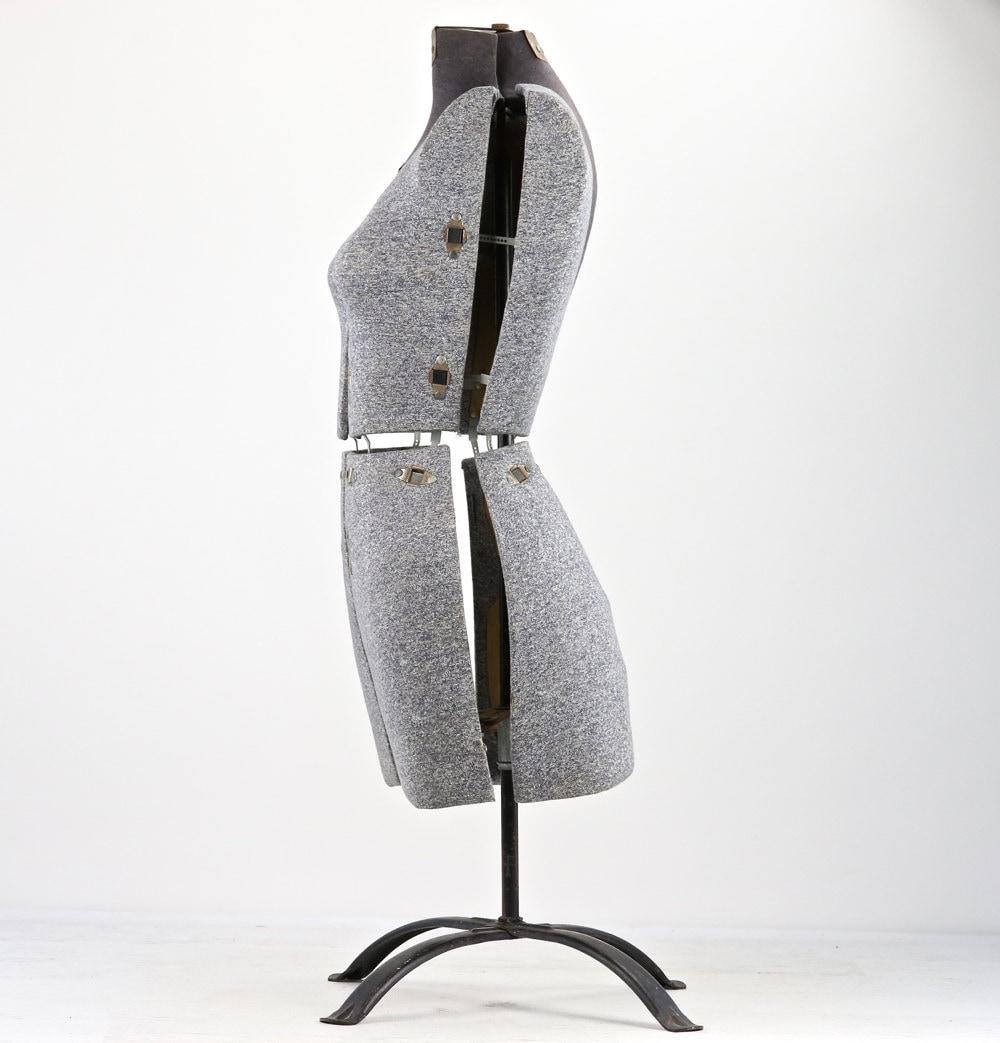 Vintage Dress Form, Sally Stitch Dress Form Size A, Dress Form, Mid ...