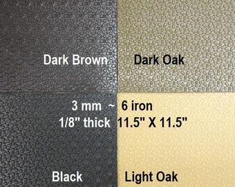 Shoe Rubber, Heavy Tread Rubber, 3 mm Rubber, Shoe Supplies, Waterproof Soles, SoleTech Rubber, Outdoor Shoe Supplies, Winter Soling Sheet