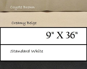 Waterproof Rubberized Fabric, Neoprene Fabric, ToughTek Non Slip Fabric, Shoe Making Supplies, 9 X 36