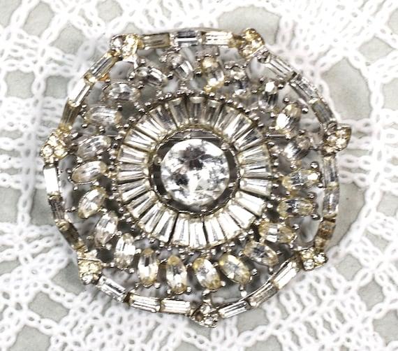 Rhinestone Brooch Rhinestone Crystal Brooch 5pc Rhinestone Brooch Pin Enchanting Brooch