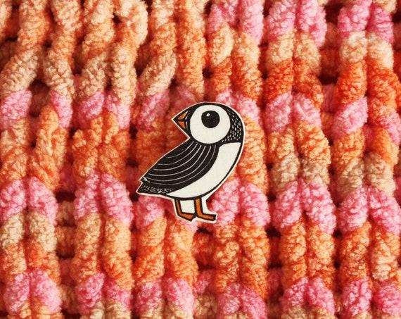 puffin pin