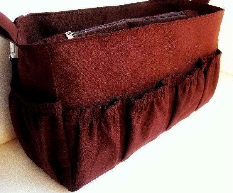 efd255902fbc Diaper Purse insert fits Louis Vuitton Delightful MM Diaper