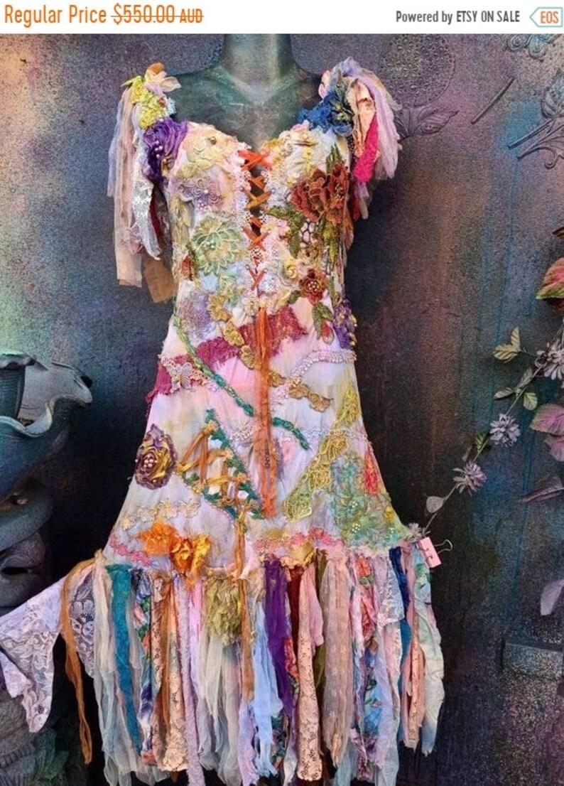 20%OFF wedding wildskin gypsy  fantasy wedding bohemian image 0