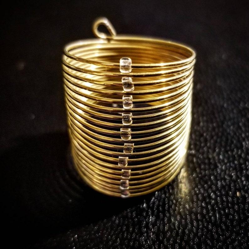 Aphrodite Fidget Ring image 0