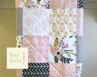 Nursery Bedding Handmade Baby Quilt Comfortable And Easy To Wear