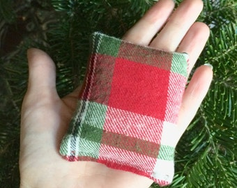 Hand Warmers, Set of Two or Four, Reusable, Rice Pad, Boo Boo Bag, Stocking Stuffer, Holiday Gift Set