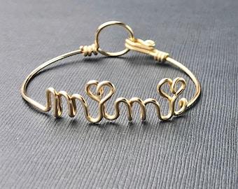 Mimi Gifts, Mimi Bracelet, New Grandma Gift, mimi, Grandma Gift, Mothers day gift, Gift for Mom, Personalized gift, Personalized Bracelet