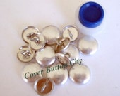 Cover Button Starter Kit Size 20 (1 2 inch) - Wire Backs