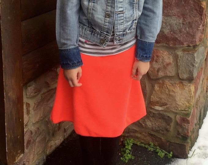 Featured listing image: High Trek Girls' Polar Fleece Skirt Little Girl Sizes