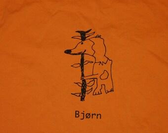 Sale Bjørn Norwegian Bear Adult Designed by Vera