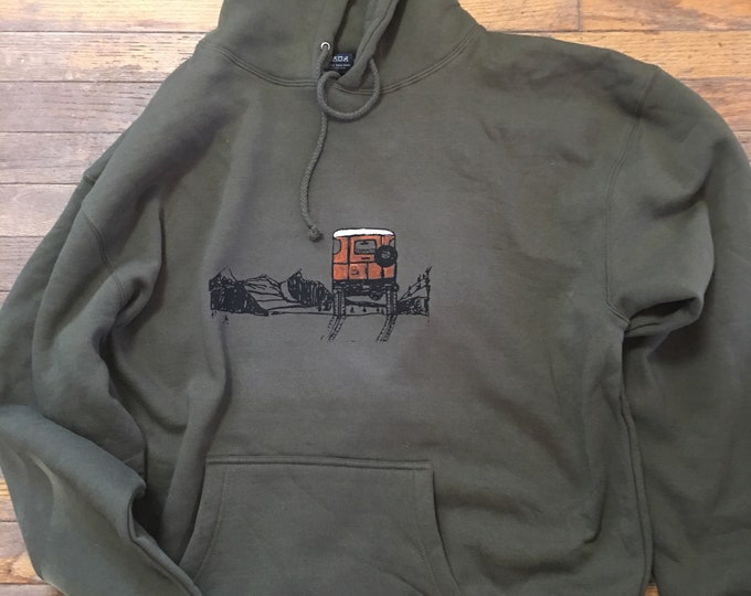 FJ40 Series Land Cruiser LandCruiser Adult Hoodie Pullover