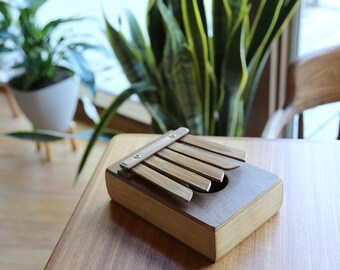 Wooden Kalimba