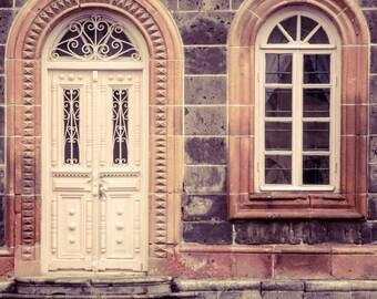 Gorgeous Gyumri  // 5x7 Door Print // Armenian Photography