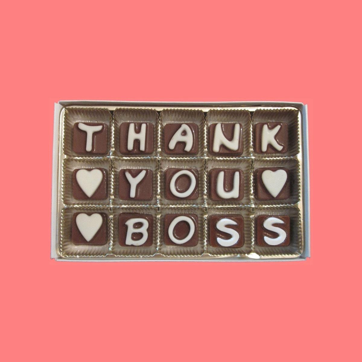 Chef Geschenk Ideen danke Chef Geschenk glücklich Chef Tag | Etsy