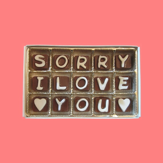 letter to your boyfriend to say sorry