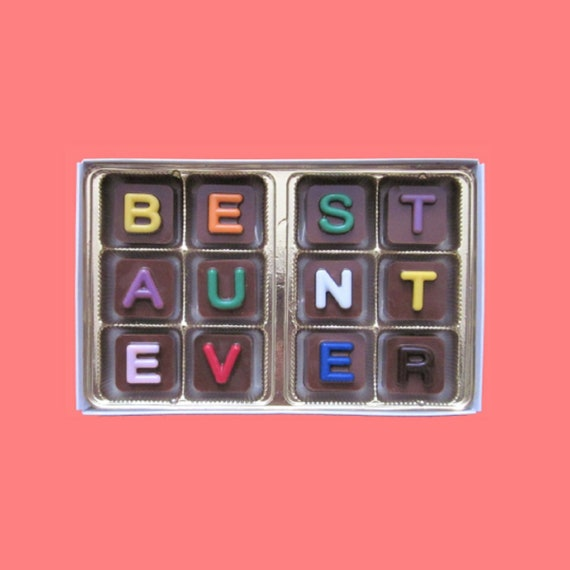 Aunts Mothers Day Gift For Aunt Gifts From Niece Nephew Best Ever Birthday Idea Unique Women Her Surprise Box