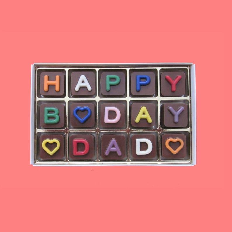 Birthday Gift Dad Present Unusual Fun Idea Happy
