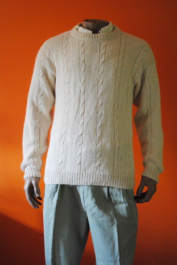 Alpaca Sweater, sz M