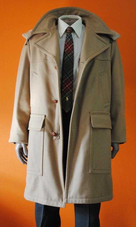 McGregor Wool Overcoat sz 42