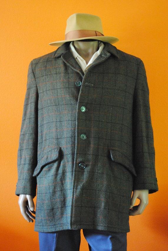 McGregor Wool Coat sz 42