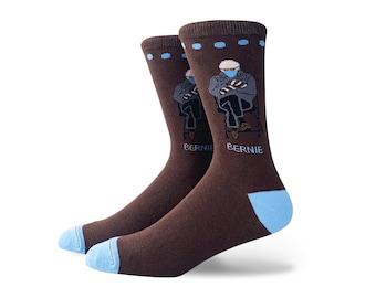 Bernie sanders crew socks