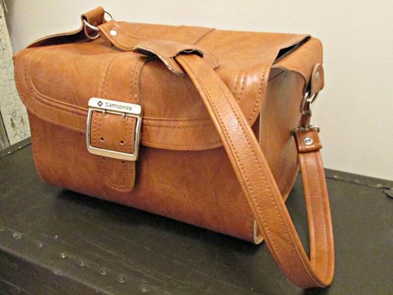 916920a8b5 Vintage Samsonite Scandia Carry-On Bag Vegan Friendly | Etsy