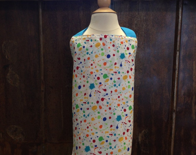 Kids Apron - Paint Splatter