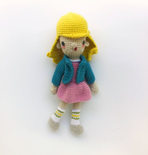 ELEVEN Stranger Things Patrón de Ganchillo/Amigurumi | Etsy
