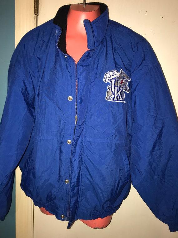 Vintage Kentucky Wildcat Starter Jacket. Starter J