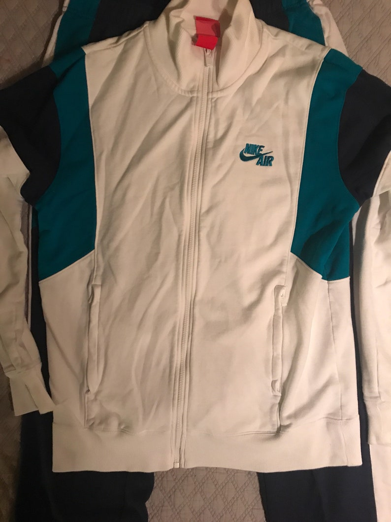 d00272a3b549 Vintage Nike Suit. Womens Nike Sweatsuit. Nike Air Track Suit.