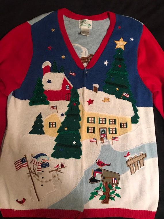 Ugly Christmas Sweater. Christmas Shirt. Ugly Chri