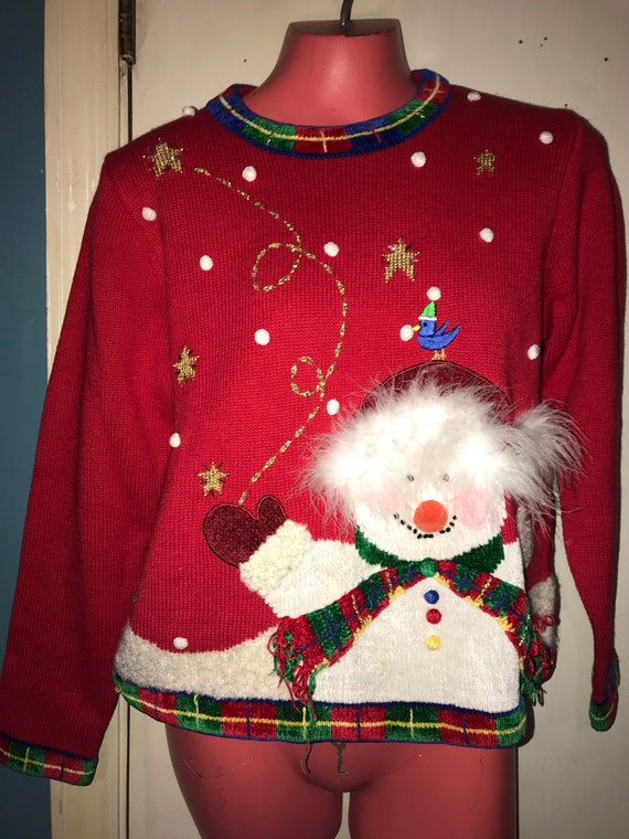 Ugly Christmas Sweater. Ugly Christmas Sweater Par