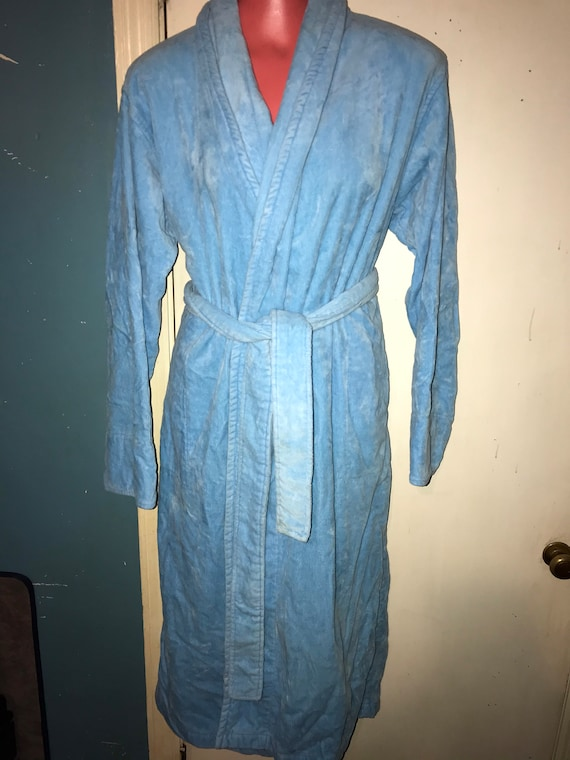 Vintage Victoria's Secret Terry Cloth Robe. Women'