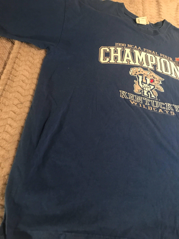 ca0a3054e1b Kentucky Basketball Final Four T Shirts