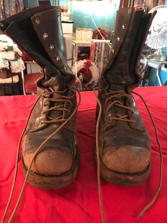 Vintage Red Wing Boots. Vintage Red Wing Boots. Re
