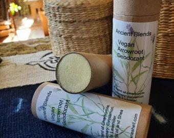 Vegan Arrowroot Deodorant (Rosemary and Cinnamon)