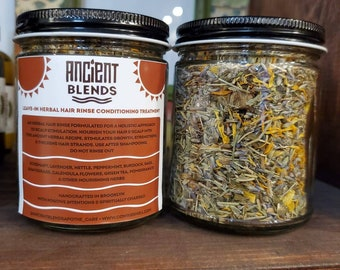 Ancient Blends Herbal Hair Tea Rinse