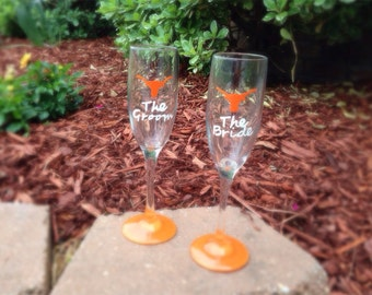 Pairs-Painted Glassware