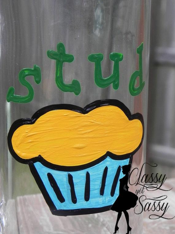 Stud Muffin-Beer Mug