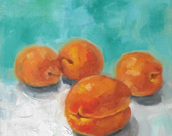 Apricots, 2020