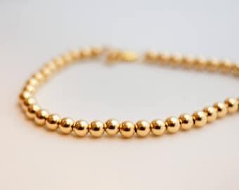 Gold bracelet, Beaded bracelet, Gold beaded bracelet, Boho bracelet, Layered bracelet, Everyday bracelet, Dainty bracelet, Elegant bracelet